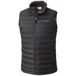 Pánská vesta Columbia M Powder Lite Vest Velikost: XL / Barva: černá