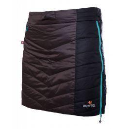 Zateplovací sukně Warmpeace Shee Velikost: L / Barva: šedá