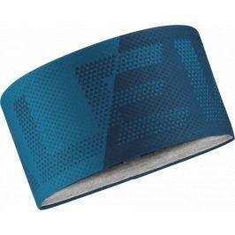 Čelenka Salewa Pedroc Seamless Headband Barva: tmavě modrá