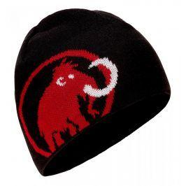 Čepice Mammut Tweak Beanie Barva: černá