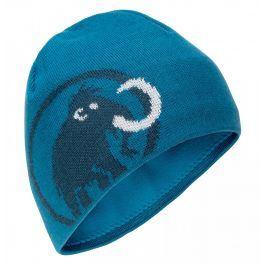 Čepice Mammut Tweak Beanie Barva: modrá