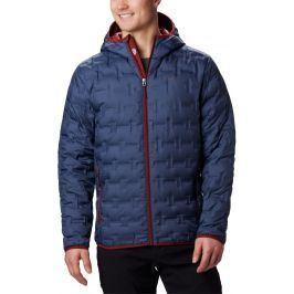 Pánská bunda Columbia Delta Ridge Down Hdd Jacket Velikost: XXL / Barva: modrá/červená