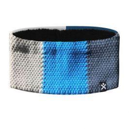 Čelenka Bula Ski Headband Barva: modrá/šedá