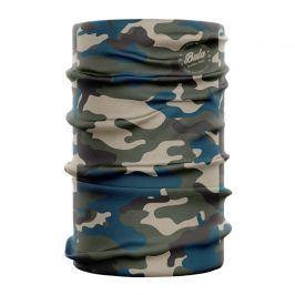 Šátek Bula Vector Tube Barva: tm.khaki/bezova
