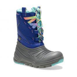 Dětské boty Merrell Snow Quest Lite 2.0 Waterproof Dětské velikosti bot: 36 (UK 4) / Barva: modrá