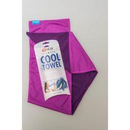 Chladivý Šátek N-Rit Cool Towel Twin Barva: purpurová/fialová