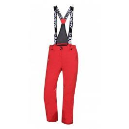 Dámské lyžařské kalhoty Husky Mithy L Velikost: XL / Barva: červená