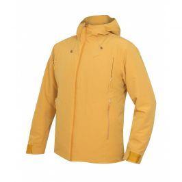 Pánská hardshellová bunda Husky Narbi M Velikost: L / Barva: oranžová