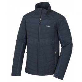 Pánská bunda Husky Nalen M Velikost: XL / Barva: šedá/modrá