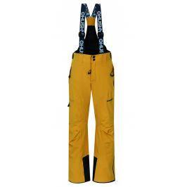 Dětské lyžařské kalhoty Husky Zeus K Dětská velikost: 134 / Barva: hnědá