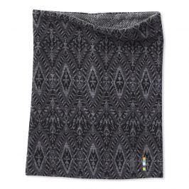 Šátek Smartwool Merino 250 Reversible Pattern Neck Gaiter Barva: černá/bílá