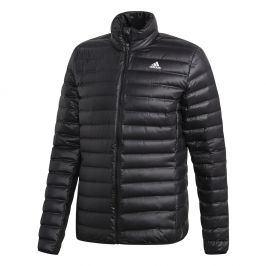 Pánská péřová bunda Adidas Varilite Velikost: L / Barva: černá