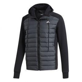 Pánská bunda Adidas Varilite Hybrid Velikost: XXL / Barva: černá