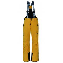Dětské lyžařské kalhoty Husky Zeus K Dětská velikost: 122 / Barva: hnědá
