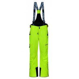 Dětské lyžařské kalhoty Husky Zeus K Dětská velikost: 122 / Barva: zelená