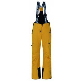 Dětské lyžařské kalhoty Husky Zeus J Dětská velikost: 152 / Barva: hnědá