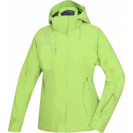 Dámská bunda Husky Gopa L Velikost: M / Barva: zelená