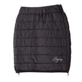 Zimní sukně Progress OS IZZA 24LJ Velikost: M / Barva: černá
