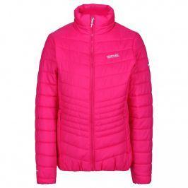 Dámská zimní bunda Regatta Wmns Freezeway Velikost: XS / Barva: růžová