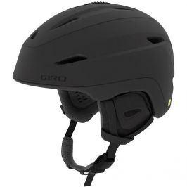 Lyžařská přilba Giro Zone Mips Velikost helmy: 55,5-59 cm / Barva: černá