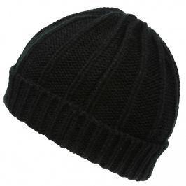 Pánská zimní čepice Regatta Harrell Hat II Barva: černá