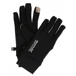 Zimní rukavice Regatta Touchtip Str Glv Velikost rukavic: S / Barva: černá