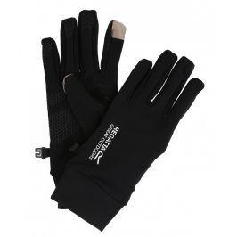 Zimní rukavice Regatta Touchtip Str Glv Velikost rukavic: M / Barva: černá