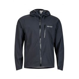 Pánská bunda Marmot Essence Jacket Velikost: L / Barva: černá