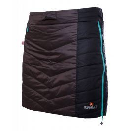 Zateplovací sukně Warmpeace Shee Velikost: M / Barva: šedá