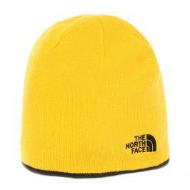 Čepice The North Face Reversible TNF Banner Beanie Barva: žlutá/černá