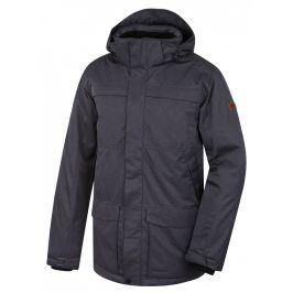 Pánská zimní bunda Hannah Gunner Velikost: XXL / Barva: černá