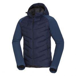 Pánská zimní bunda Northfinder Solon Velikost: L / Barva: modrá