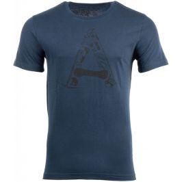 Pánské triko Alpine Pro Wider Velikost: M / Barva: tmavě modrá