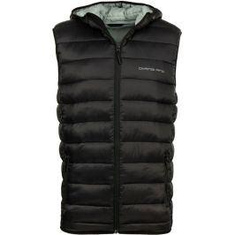 Pánská vesta Alpine Pro Nerel Velikost: M / Barva: černá