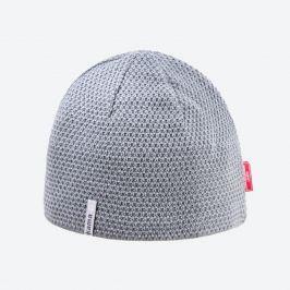 Pletená merino čepice Kama AW62 Barva: šedá
