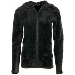 Dámská mikina Alpine Pro Meeera Velikost: XL / Barva: černá