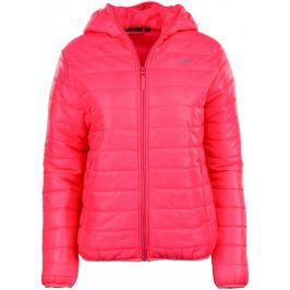 Dámská bunda Alpine Pro Frana Velikost: S / Barva: růžová