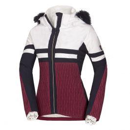 Dámská bunda Northfinder Amity Velikost: L / Barva: červená
