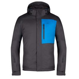 Pánská lyžařská bunda Loap Fosley Velikost: XL / Barva: šedá