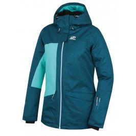 Dámská zimní bunda Hannah Rolf Velikost: L / Barva: modrá