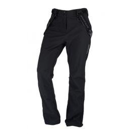 Dámské kalhoty Northfinder Majyolika Velikost: M / Barva: černá