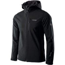 Pánská bunda Hi-Tec Skanis Velikost: M / Barva: černá