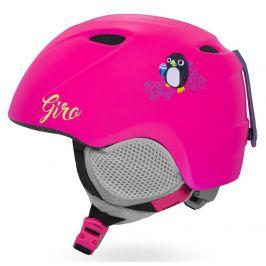 Dětská lyžařská přilba Giro Slingshot Velikost helmy: 49-52 cm / Barva: růžová