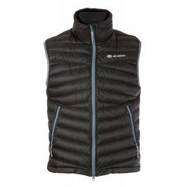 Pánská péřová vesta Sir Joseph Apris Vest Man Velikost: XL / Barva: černá