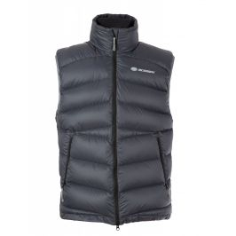 Pánská péřová vesta Sir Joseph Kelut Vest Man Velikost: XXL / Barva: tmavě šedá