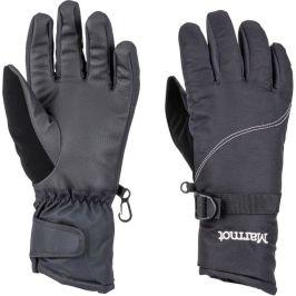 Dámské rukavice Marmot Wm's On Piste Glove Velikost: L / Barva: black