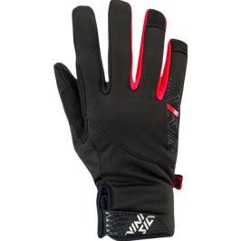 Dětské rukavice Silvini Ortles CA1541 Velikost rukavic: 13-14 / Barva: černá/červená