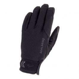 Nepromokavé rukavice Sealskinz WP All Weather Glove Velikost rukavic: M / Barva: černá