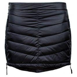 Sukně Skhoop Mini Down Velikost: S (36) / Barva: černá