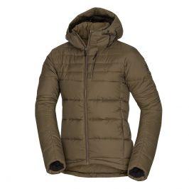 Pánská zimní bunda Northfinder Lukash Velikost: L / Barva: zelená